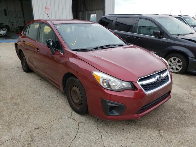 Vehiculos salvage en venta de Copart New Orleans, LA: 2012 Subaru Impreza