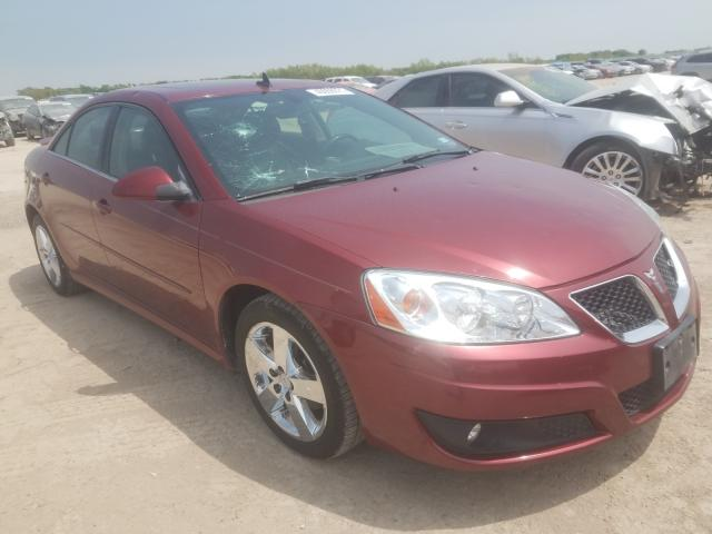 Salvage cars for sale from Copart Temple, TX: 2010 Pontiac G6