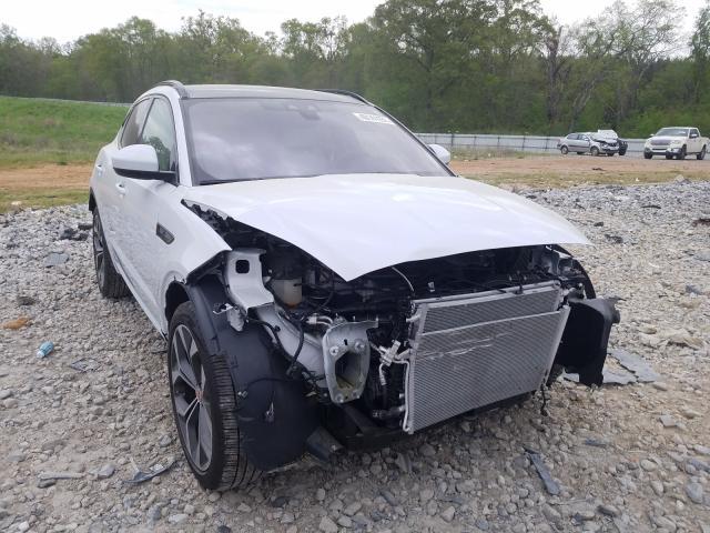 Salvage cars for sale from Copart Cartersville, GA: 2019 Jaguar E-PACE R-D