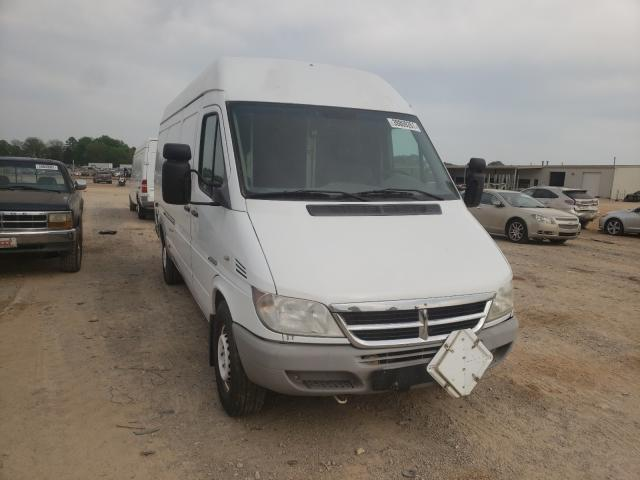 Salvage cars for sale from Copart Tanner, AL: 2005 Dodge Sprinter 2