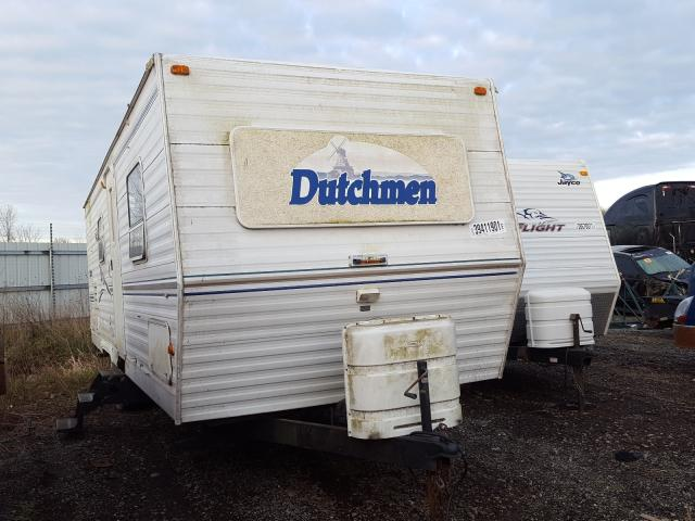 Dutchmen salvage cars for sale: 2000 Dutchmen Sport