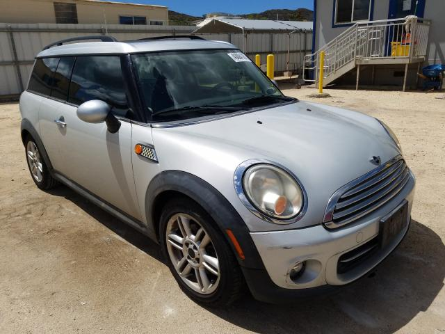 Mini salvage cars for sale: 2011 Mini Cooper CLU
