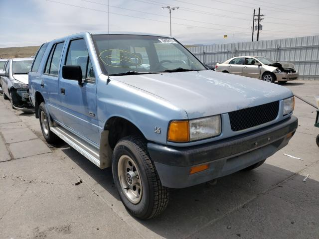 Isuzu Rodeo S salvage cars for sale: 1992 Isuzu Rodeo S