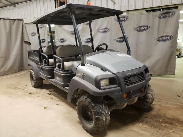 Salvage cars for sale from Copart Tifton, GA: 2017 Clubcar Carry ALL