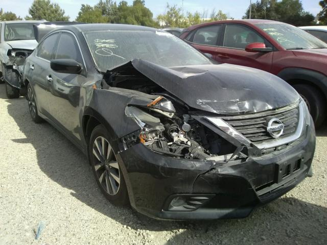 Nissan Altima salvage cars for sale: 2017 Nissan Altima