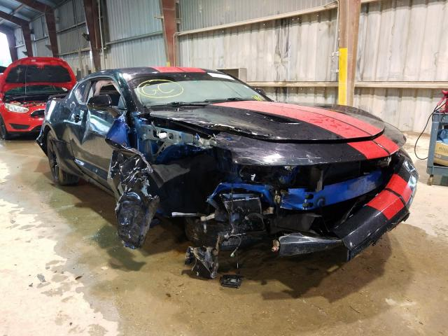 Salvage cars for sale from Copart Greenwell Springs, LA: 2017 Chevrolet Camaro SS