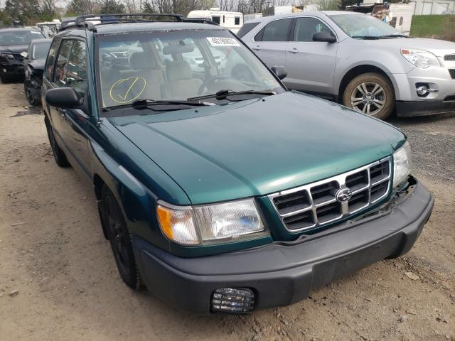 Subaru salvage cars for sale: 2000 Subaru Forester L