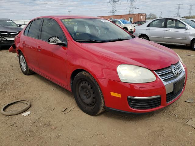 Salvage cars for sale from Copart Elgin, IL: 2009 Volkswagen Jetta S