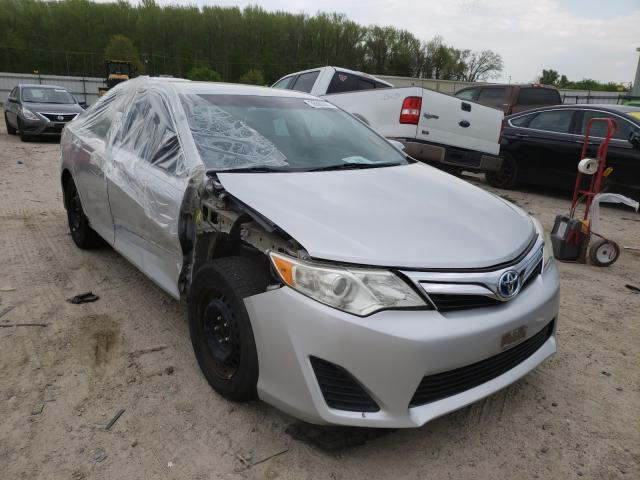 Salvage cars for sale from Copart Hampton, VA: 2012 Toyota Camry Hybrid