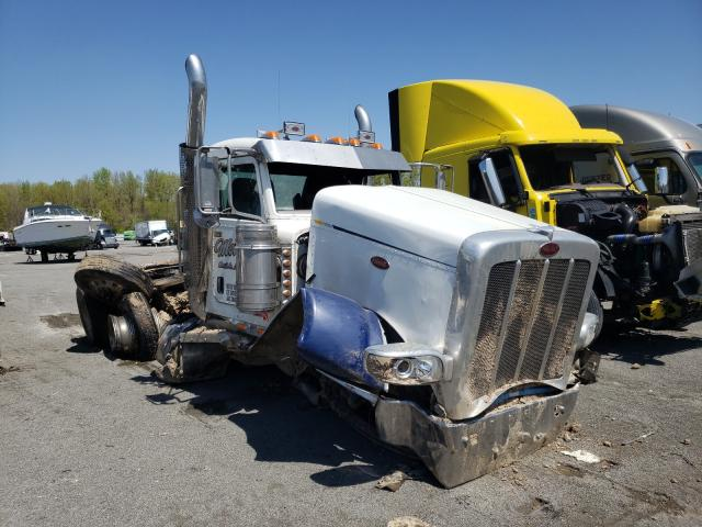 Salvage trucks for sale at Alorton, IL auction: 2014 Peterbilt 388