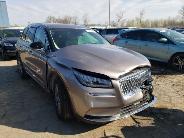 Lincoln Corsair salvage cars for sale: 2021 Lincoln Corsair