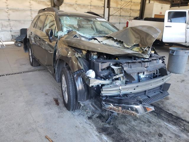 Salvage cars for sale from Copart Graham, WA: 2019 Subaru Outback 2