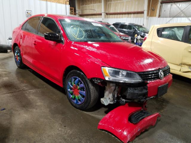 Salvage cars for sale from Copart Anchorage, AK: 2013 Volkswagen Jetta Base