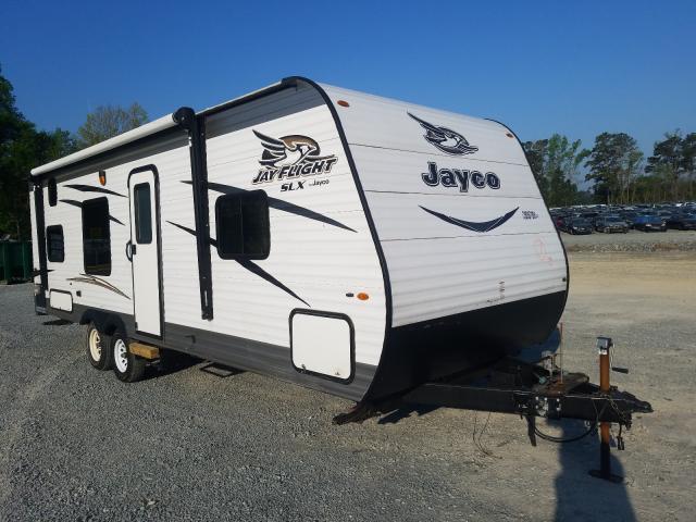 Jayco salvage cars for sale: 2017 Jayco Camper