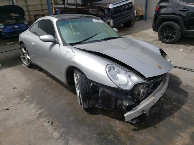 2003 Porsche 911 Targa for sale in Anthony, TX