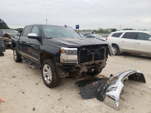 Salvage cars for sale from Copart Newton, AL: 2018 Chevrolet Silverado