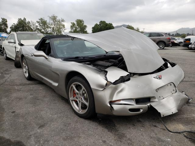 Salvage cars for sale from Copart Colton, CA: 2000 Chevrolet Corvette