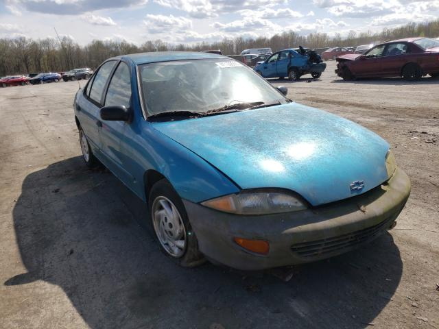 Salvage cars for sale from Copart Ellwood City, PA: 1999 Chevrolet Cavalier L
