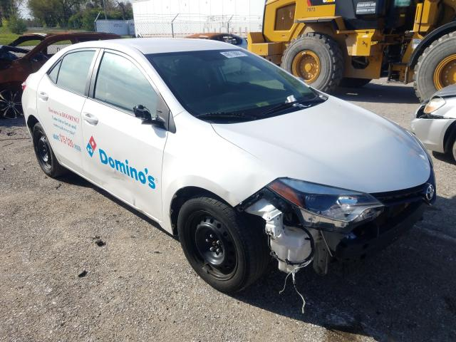 Salvage cars for sale from Copart Bridgeton, MO: 2016 Toyota Corolla L