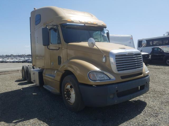 Freightliner salvage cars for sale: 2010 Freightliner Convention