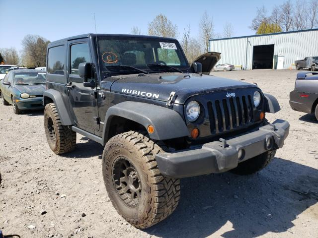 Salvage cars for sale from Copart Portland, OR: 2012 Jeep Wrangler R