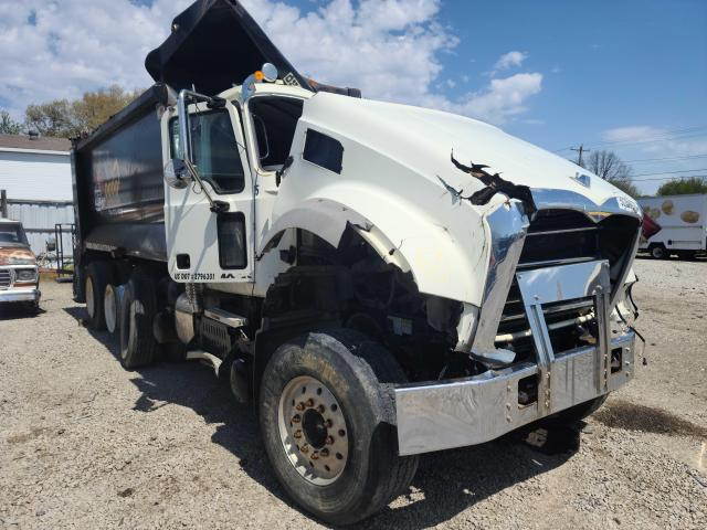 Mack salvage cars for sale: 2015 Mack 700 GU700