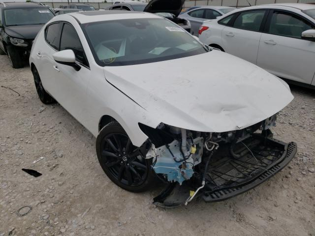 Mazda 3 Premium salvage cars for sale: 2019 Mazda 3 Premium