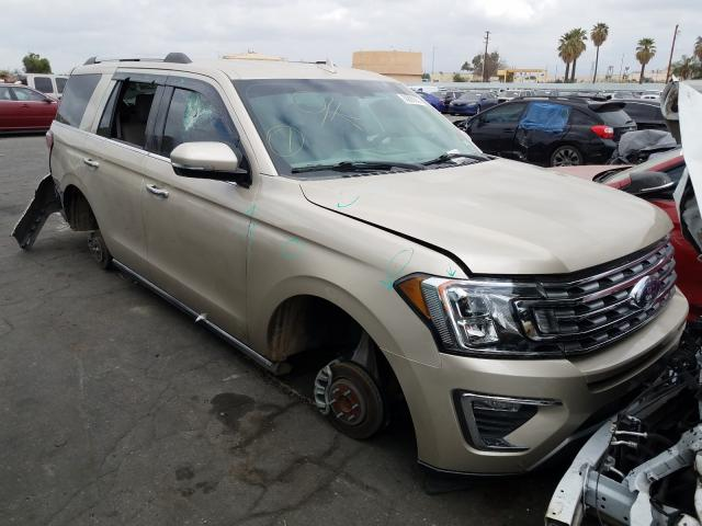 Salvage cars for sale from Copart Colton, CA: 2018 Ford Expedition
