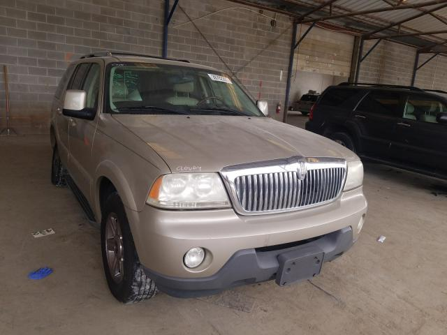 Salvage cars for sale from Copart Cartersville, GA: 2005 Lincoln Aviator