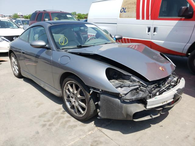 Porsche salvage cars for sale: 2002 Porsche 911 Targa