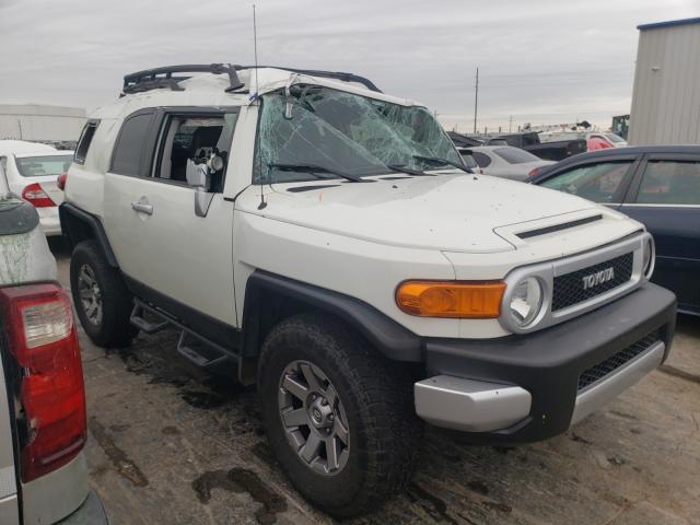 2014 Toyota FJ Cruiser en venta en Tulsa, OK