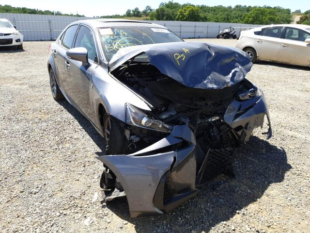 Lexus IS salvage cars for sale: 2018 Lexus IS