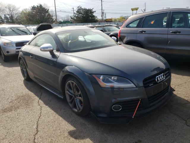 Audi TTS salvage cars for sale: 2009 Audi TTS