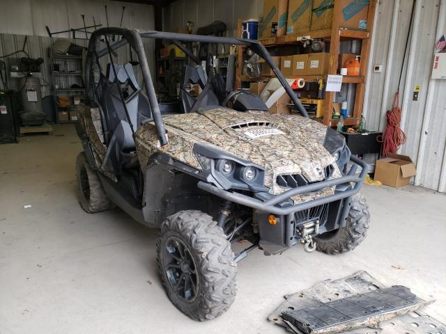 Can-Am Commander salvage cars for sale: 2015 Can-Am Commander