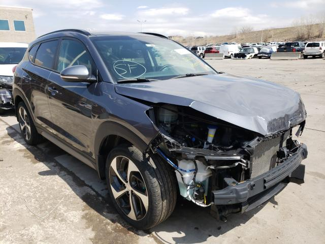Hyundai salvage cars for sale: 2018 Hyundai Tucson VAL