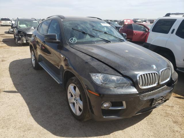 Salvage cars for sale from Copart Amarillo, TX: 2013 BMW X6 XDRIVE5