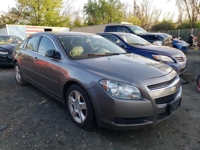 Salvage cars for sale from Copart Baltimore, MD: 2010 Chevrolet Malibu LS