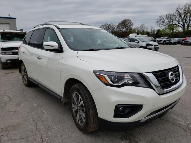 2017 Nissan Pathfinder for sale in Rogersville, MO