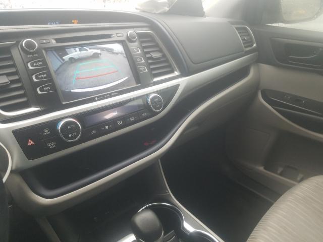 2018 Toyota Highlander 3.5L, VIN: 5TDZZRFHXJS288042, аукцион: COPART, номер лота: 40203921