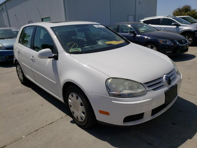 Salvage cars for sale from Copart Sacramento, CA: 2009 Volkswagen Rabbit