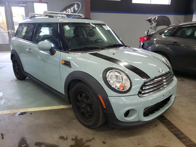 Mini salvage cars for sale: 2014 Mini Cooper CLU
