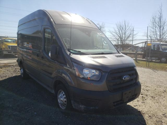 Salvage cars for sale from Copart Eugene, OR: 2020 Ford Transit T