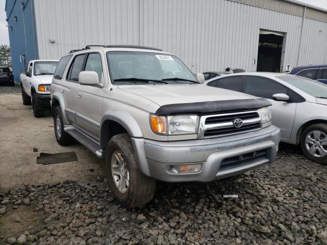 Salvage cars for sale from Copart Windsor, NJ: 1999 Toyota 4runner LI