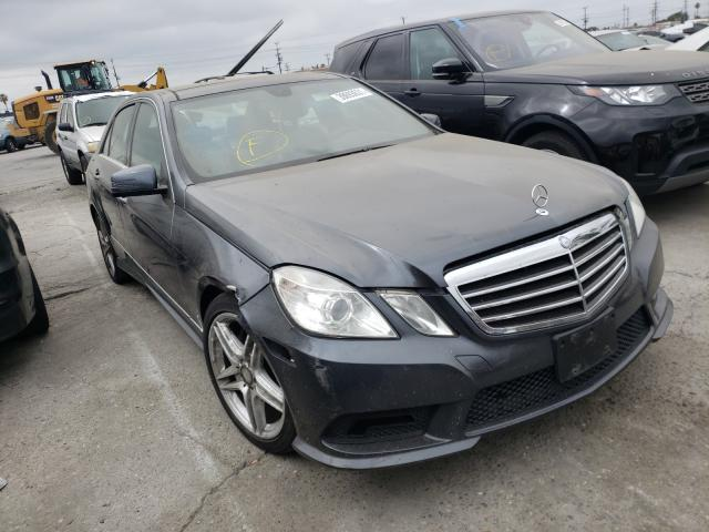 Salvage cars for sale from Copart Sun Valley, CA: 2011 Mercedes-Benz E 350