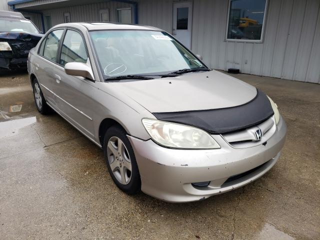 2005 Honda Civic EX for sale in New Orleans, LA