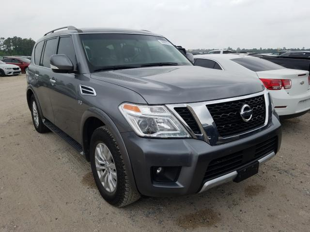 2017 Nissan Armada SV for sale in Houston, TX