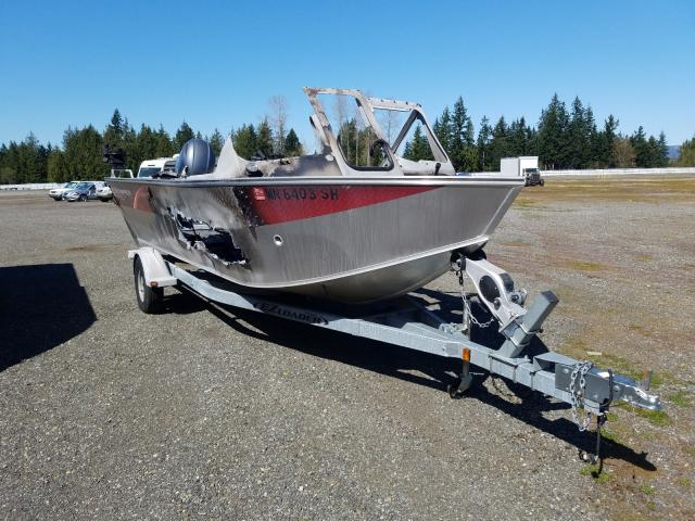 Salvage cars for sale from Copart Arlington, WA: 2015 Duck Boat