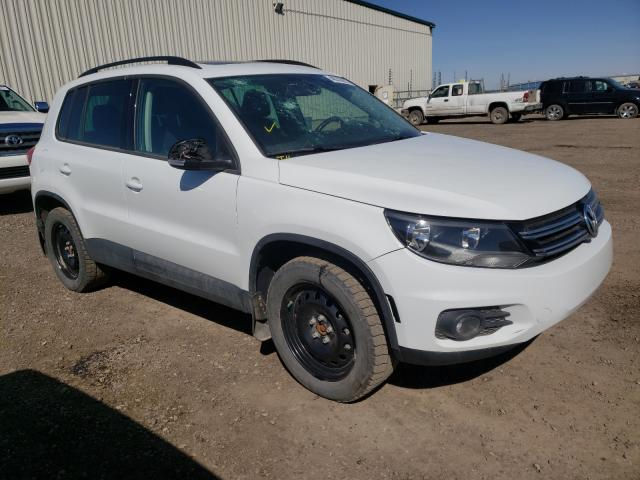 2014 Volkswagen Tiguan S for sale in Rocky View County, AB