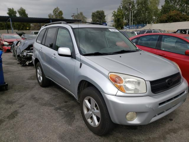 Salvage cars for sale from Copart Colton, CA: 2005 Toyota Rav4