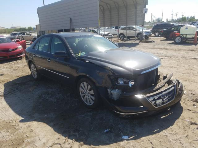 Salvage cars for sale from Copart West Palm Beach, FL: 2009 Hyundai Sonata SE